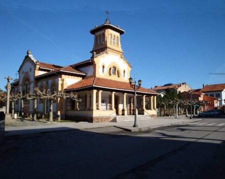 Iglesia de Nuestra Señora del Carmen de Salinas