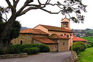 Iglesia Parroquial de Santiago del Monte