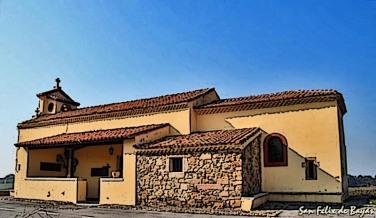 Iglesia Parroquial de San Félix de Bayas