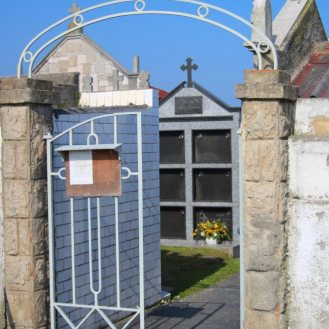 Cementerio parroquial Santa María del Mar