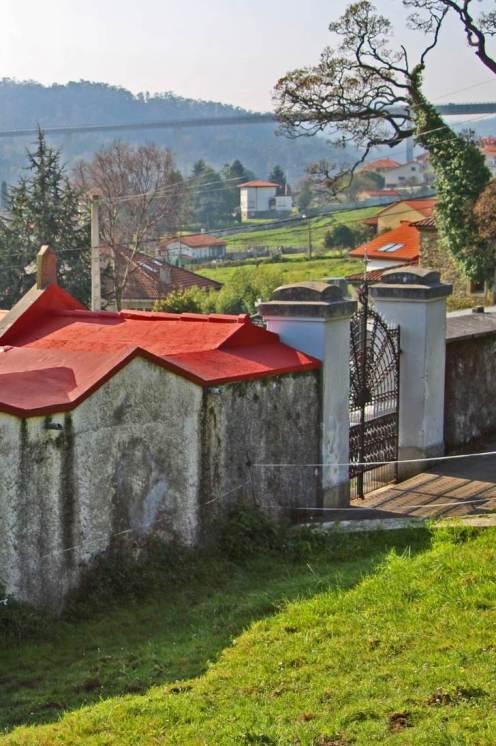 Cementerio parroquial Santiago del Monte