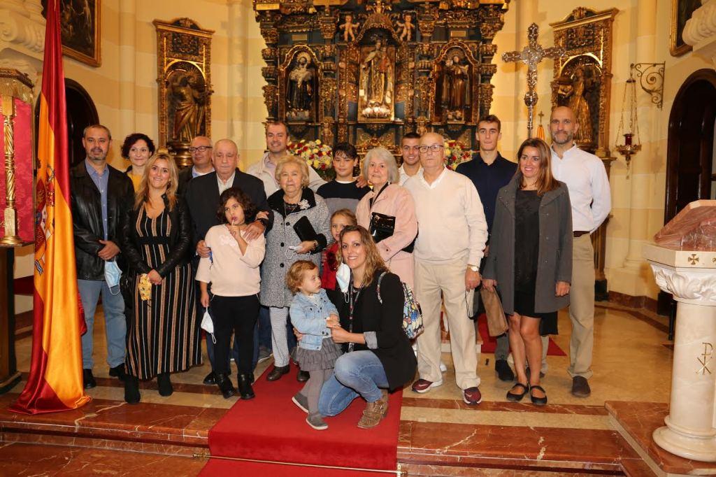 BODAS DE ORO DE ALFREDO Y MARISA Y JOSE Y MENCHU.